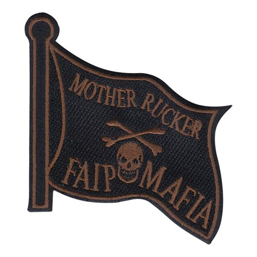 23 FTS Rucker MAFIA Spice Brown OCP Patch
