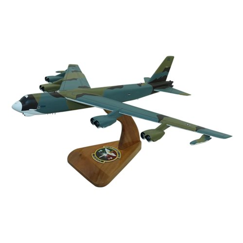 Design Your Own B-52 Stratofortress Custom Airplane Model