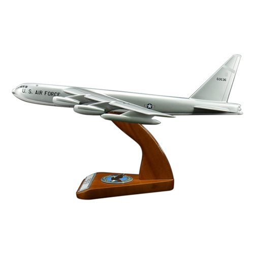 Design Your Own B-52 Stratofortress Custom Airplane Model - View 3