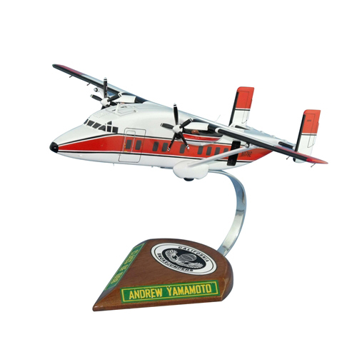 California Smokejumpers C-23A Sherpa Model