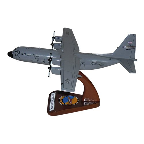 2 AS C-130H2 Hercules Model  - View 2
