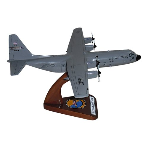 2 AS C-130H2 Hercules Model  - View 3