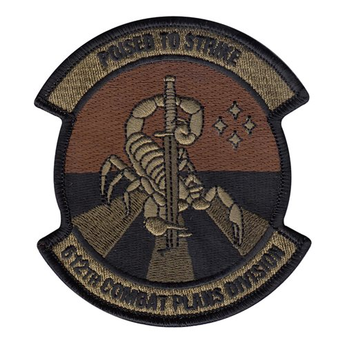 612 AOC CPD OCP Patch