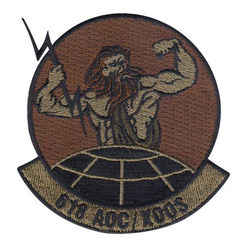 618 AOC XOOS OCP Patch