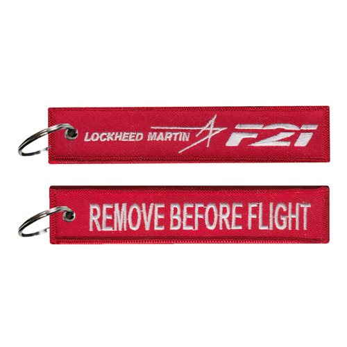 LM F-21 India RBF Key Flag