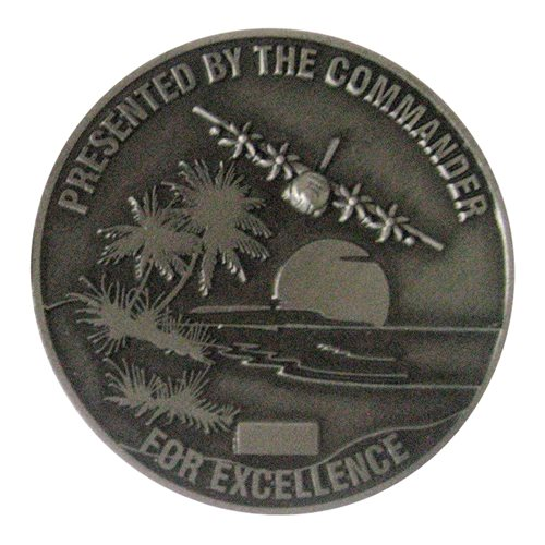 720 AMXS Challenge Coin