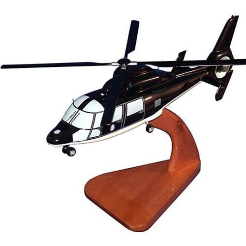 Design Your Own Eurocopter Dauphin II Custom Helicopter Model