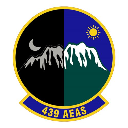 439 AEAS Patch