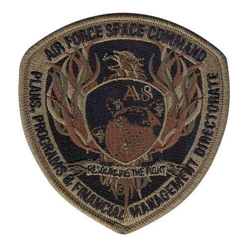 HQ AFSPC A8 Directorate OCP Patch