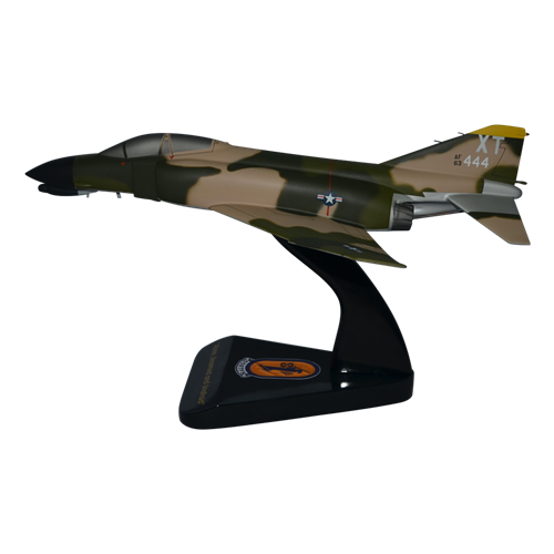 558 TFS F-4C Custom Airplane Model  - View 2