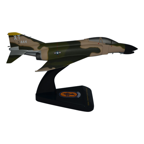 558 TFS F-4C Custom Airplane Model  - View 4