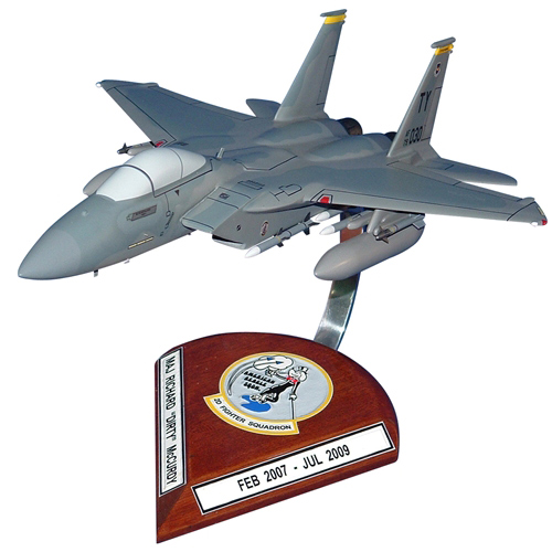 2 FS F-15C Custom Airplane Model