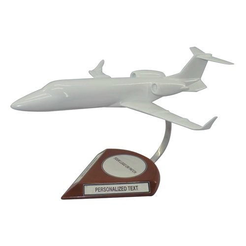 Learjet Custom Airplane Model  - View 3