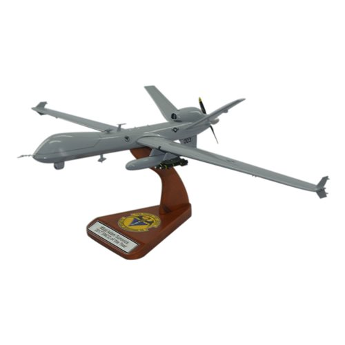 3 SOS MQ-9 Custom Airplane Model