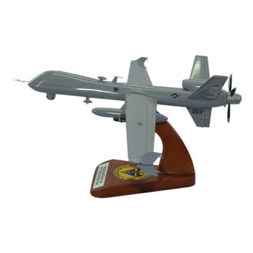 3 SOS MQ-9 Custom Airplane Model  - View 2