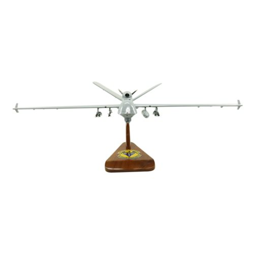 3 SOS MQ-9 Custom Airplane Model  - View 3