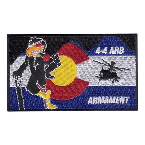 D Co 4-4 ARB Armament Platoon Patch