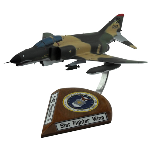 36 FS F-4 Custom Airplane Model
