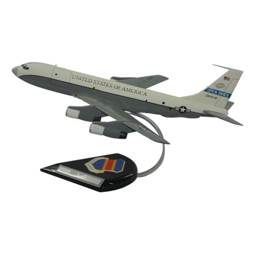 Design Your Own OC-135 Custom Airplane Model - View 2