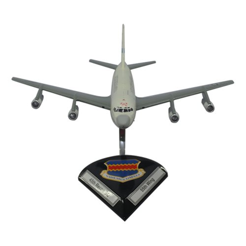 Design Your Own OC-135 Custom Airplane Model - View 3