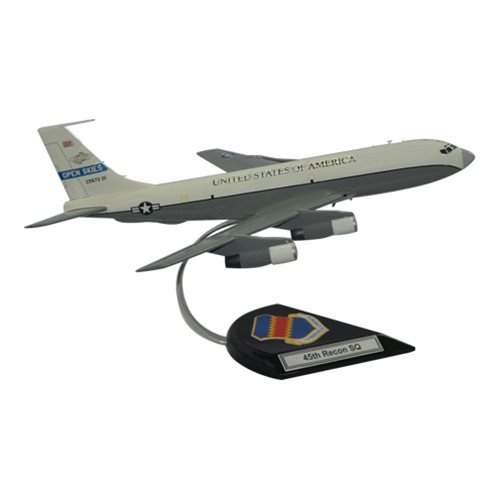 Design Your Own OC-135 Custom Airplane Model - View 4