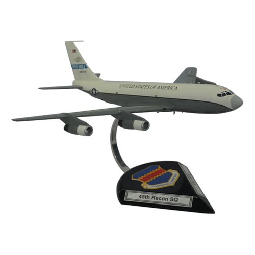 Design Your Own OC-135 Custom Airplane Model - View 5