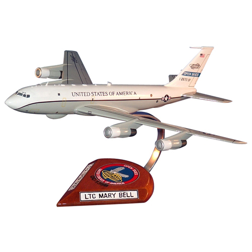 24 RS OC-135 Custom Airplane Model