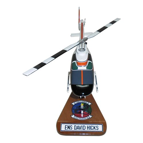 HT-28 TH-57 Custom Helicopter Model - View 3
