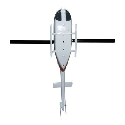 HT-28 TH-57 Custom Helicopter Model - View 5