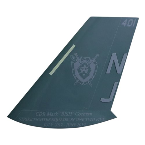 VFA-125 F-35C Tail Flash