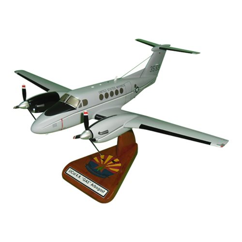 Beech UC-12F Super King Air Model