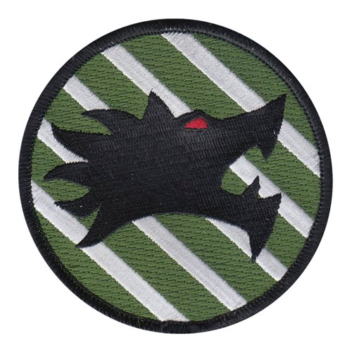 9 SOS Broadway Flight Patch