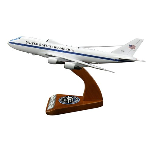 Design Your Own E-4B AACP Custom Airplane Model - View 2