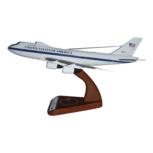 Design Your Own E-4B AACP Custom Airplane Model - View 3