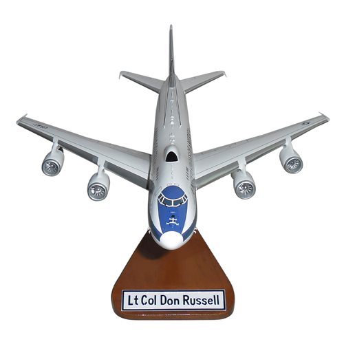 Design Your Own E-4B AACP Custom Airplane Model - View 4