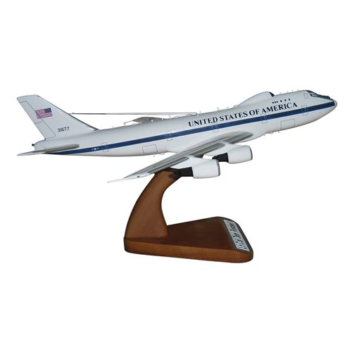 Design Your Own E-4B AACP Custom Airplane Model - View 5