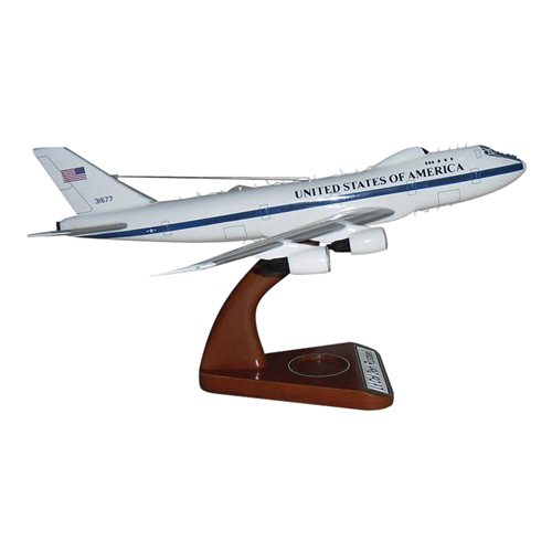 Design Your Own E-4B AACP Custom Airplane Model - View 6