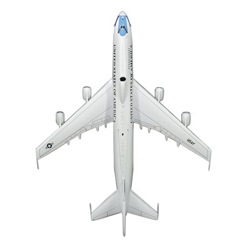 Design Your Own E-4B AACP Custom Airplane Model - View 8