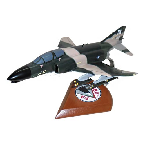 480 TFS F-4D Custom Airplane Model