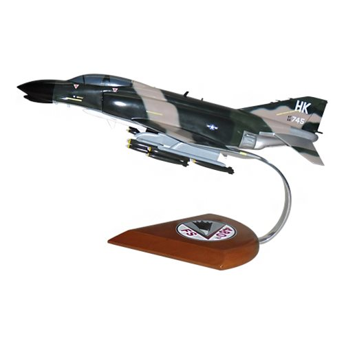 480 TFS F-4D Custom Airplane Model  - View 2