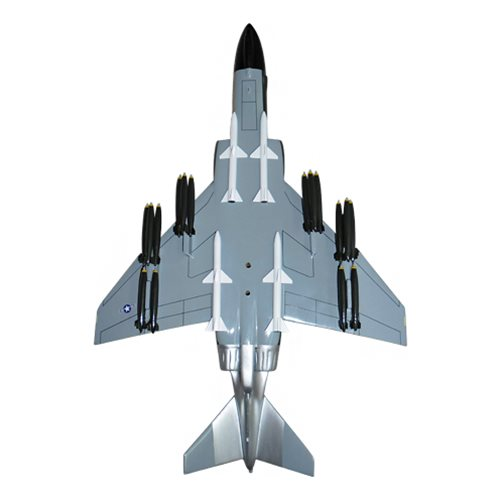 480 TFS F-4D Custom Airplane Model  - View 6