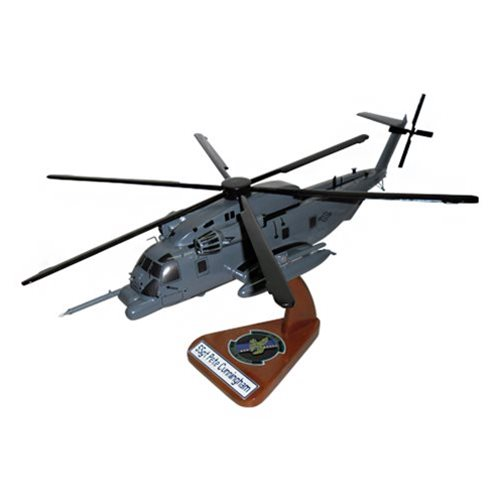 Design Your Own MH-53J Pave Low Custom Helicopter Model