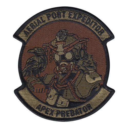 8 EAMS Apex Predator OCP Patch