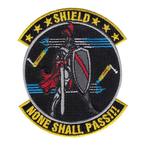 AFRL Shield Patch
