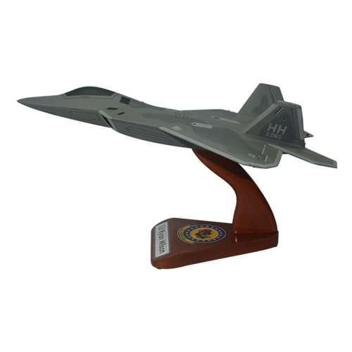 Design Your Own F-22 Raptor Custom Airplane Model - View 2