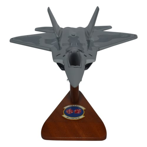 Design Your Own F-22 Raptor Custom Airplane Model - View 4