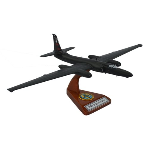 Design Your Own U-2 Dragon Lady Custom Airplane Model - View 7