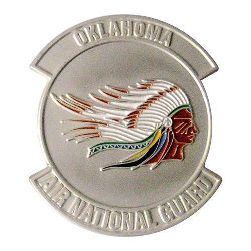 205 EIS Challenge Coin - View 2