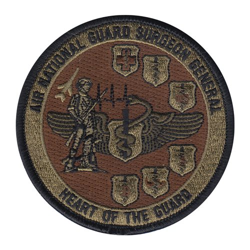 ANG SG Heart of the Guard OCP Patch