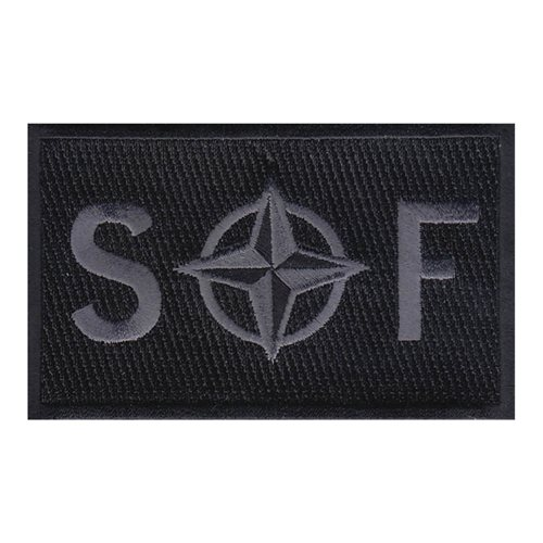 NATO SF Gray Patch